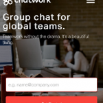 副業ライターと依頼者のコミュニケーションツール「ChatWork」