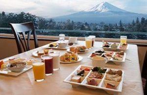 富士河口湖温泉の素敵な宿-16