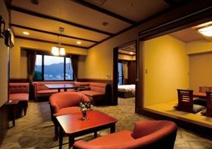 富士河口湖温泉の素敵な宿-23
