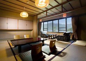 富士河口湖温泉の素敵な宿-26