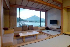 富士河口湖温泉の素敵な宿-41