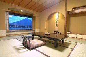 富士河口湖温泉の素敵な宿-43